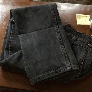 Levi's Mint Condition Black Blue Jeans
